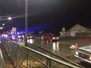 Вчера в Искитиме водитель автобуса насмерть сбил девушку