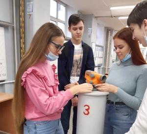 Линевская школа № 4 готовит к выпуску первый инженерный класс