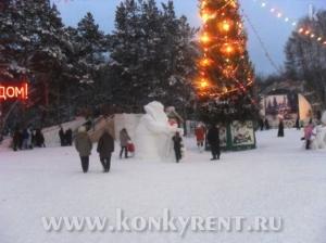 В Новосибирской области могут запретить массовые гуляния в новогоднюю ночь