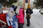 Жители Искитимского района сегодня поздравляли Деда Мороза с днем рождения