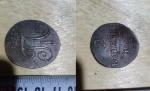 Монеты, украшения и нательные крестики находит житель Искитима на территории Искитимского района