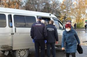 Правительство области научило искитимцев соблюдать масочный режим