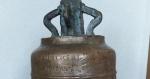 Колокол норильского лагеря системы ГУЛАГ привезен в музей храма на Святом источнике