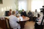 На помощь медработникам Искитима в борьбе с коронавирусом пришли волонтеры