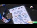 Линёвец Сергей Гарин занял второе место на Чемпионате СФО по тяжёлой атлетике