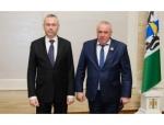 Артуру Шотту присвоено звание «Заслуженный работник жилищно-коммунального хозяйства НСО»