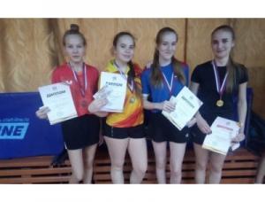 Искитимцы – призеры первенства НСО по настольному теннису