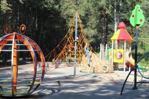 Искитим назван в числе лучших территорий по итогам благоустройства дворов и парков