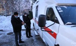 Новая машина скорой помощи поступит в Линевскую больницу