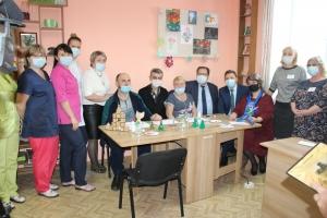 Презентация отделения реабилитации КЦСОН на новом месте