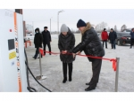 Новая электрозаправочная станция открыта в Искитиме