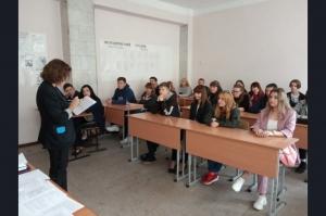 О братьях Томиловых рассказали студентам филиала Новосибирского строительно-монтажного колледжа