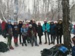 Искитимские спортсмены – победители соревнований по спортивному туризму на горных дистанциях