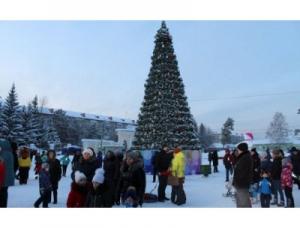 В связи с морозами открытие главной ёлки города в парке культуры и отдыха им. И.В. Коротеева переносится на 28 декабря