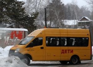 Из-за морозов сорвался подвоз детей к школам в нескольких районах области