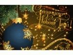 Глава Искитима и председатель Совета депутатов поздравили искитимцев с Новым годом