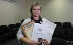 Медаль за борьбу с коронавирусом получила медсестра из Линево