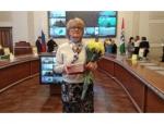 Председатель «Союза женщин» Искитима Тамара Тамаркова награждена почетным знаком «За любовь и добродетель»