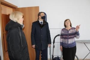 Министерство ЖКХ проверило ход реализации программы переселения из ветхого жилья в Искитиме