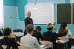 Современные классы с хорошим ремонтом и новым оборудованием появились в школе №5