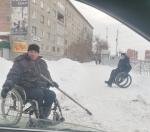 Инвалиду-колясочнику, прославившемуся тем, что чистил снег во дворе, выделят квартиру