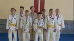 Искитимские дзюдоисты стали призерами первого этапа Детской лиги дзюдо «Триумф Energi»