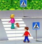 В Искитиме все пешеходные переходы у образовательных учреждений оборудованы в соответствии с поручением Президента РФ