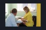 Руководители города Искитима в числе первых поставили прививку от COVID-19