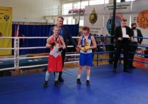 Юная спортсменка из р.п. Линево завоевала медаль чемпионата по боксу