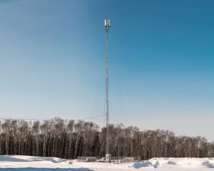 «Сибантрацит» обеспечил высокоскоростным интернетом и мобильной связью предприятия в Новосибирской области