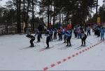 """Более 320 человек приняли участие в гонке """"Лыжня России"""" – 2021"""