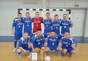 Искитимские футболисты стали победителями Зимних сельских игр