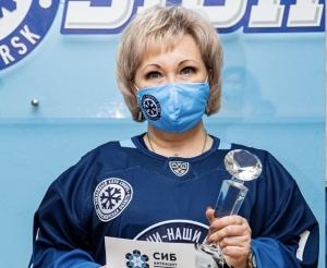 «Сибантрацит» и ХК «Сибирь» наградили лучшего медицинского работника января
