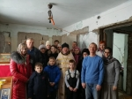 В селе Верх-Коен Искитимского района после 82-летнего духовного затишья состоялась первая Божественная литургия