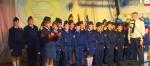 Ученики первой линевской школы дали клятву юнармейцев