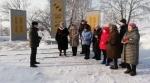 Всероссийская акция «Защитим память героев» прошла на территории Евсинского сельсовета