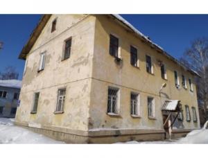 Дом 63 по ул.Комсомольской в Искитиме признан аварийным