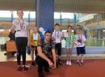Юные легкоатлеты из Искитима - на пьедестале почета