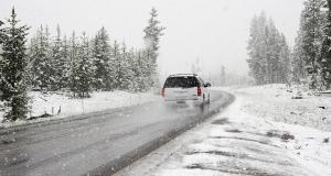 На трассах Новосибирской области ввели режим ЧС из-за надвигающихся метелей