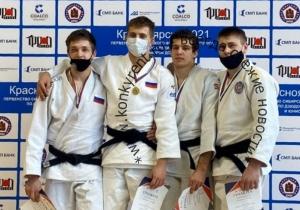Василий Таранов завоевал путевку на первенство России