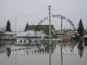 В Искитиме началась подготовка к весеннему паводку. Составлен график вывоза снега с улиц частного сектора