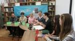 Литературно-интеллектуальная игра «Суждение» вновь собрала игроков в стенах Линёвской поселковой библиотеки