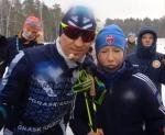 Две золотые и одну серебряную медали завоевал юный лыжник из Искитима на всероссийских соревнованиях