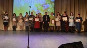 В РДК имени Ленинского комсомола прошла праздничная программа, посвященная Международному женскому дню 8 Марта