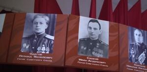 Волонтеры Искитима приступили к своей работе в Зале боевой славы