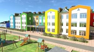 Как выглядит проект нового детского сада в Подгорном микрорайоне и что уже сделано на сегодняшний день