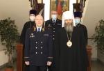 О чем договорились сотрудники полиции с Новосибирской Епархией Русской Православной Церкви