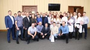 Две спортсменки из р.п. Линево награждены серебряными знаками отличия Всероссийского проекта «Герои с нашего двора!»
