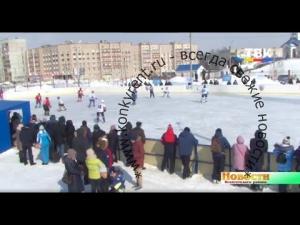 Игроки ХК «Сибирь» провели мастер-класс для хоккеистов Искитимского района