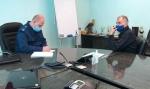 Искитимский прокурор провел личный прием граждан в р.п. Линево